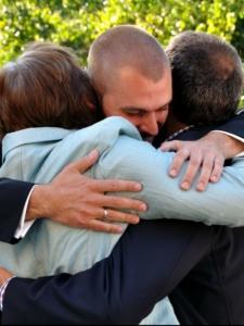 Gefossiliseerde relatie met leden van het gezin van herkomst verbeteren
